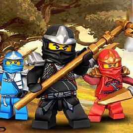 Лего мастер ниндзя