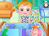Малышка Хейзел: вакцинация малыша