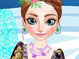 Холодное сердце: макияж Анны на выпускной