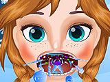 Холодное сердце: лечить горло Анны