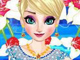 Холодное сердце: макияж невесты Эльзы