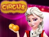 Холодное сердце: Эльза в цирке