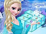 Холодное сердце: кристаллы Эльзы