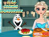 Холодное сердце: Олаф и Эльза готовят бутерброд