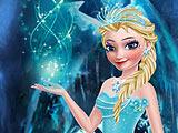 Холодное сердце: Эльза готовится на вечеринку