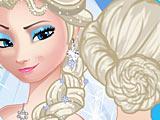 Свадебные прически для Эльзы