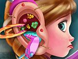 Холодное сердце: лечить ухо Анны