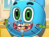 Гамбол лечит зубы