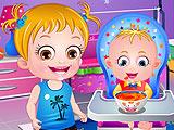 Малышка Хейзел: веселая готовка
