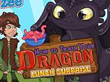 Как приручить дракона: обед сюрприз