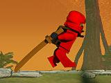 Лего Ниндзяго: мастер кружицу