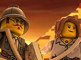 Лего фараон