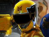 Могучие рейнджеры: война армии роботов