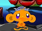 Счастливая обезьянка талисман