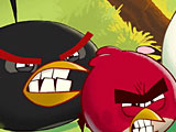 Злые птицы: скрытые части