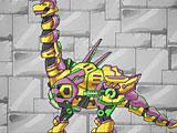 Трансформер брахиозавр