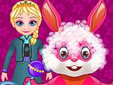 Холодное сердце: пасхальный кролик Эльзы