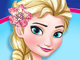 Принцессы Диснея: выпускной макияж Эльзы