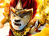 Лего Чима: племя бойцов