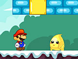 Опасное приключение Марио