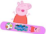 Свинка Пеппа сноубордист