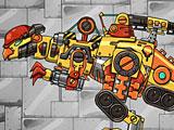 Трансформеры: робот пахицефалозавр