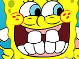 Губка Боб 3Д лечит зубы