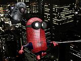 Миньон человек паук
