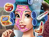 Белоснежка реальный макияж