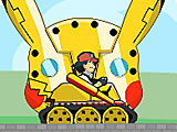 Покемоны: танковая битва