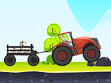 Тракторы ферма