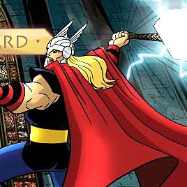 Мстители Марвел: Тор защищает Асгард
