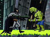 Бэтмен спасает Готэм