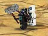 Лего Чима парк юрского периода