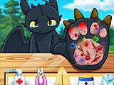 Как приручить дракона: лечить лапу Беззубика