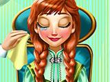 Анна лечит глаза