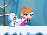 Холодное сердце: Анна и Олаф спасают Эльзу 2