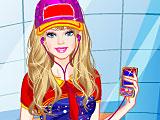 Барби студент