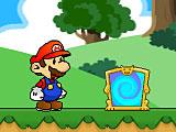 Опасный лес Марио