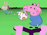 Свинка Пеппа гонки