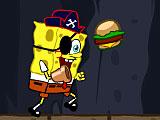 Губка Боб пират