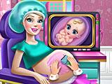 Барби медосмотр