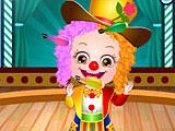 Малышка Хейзел клоун