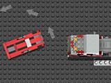 Лего парковка
