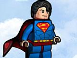 Супергерой лего