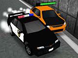 Гонки полиция