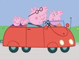 Машина Свинка Пеппа