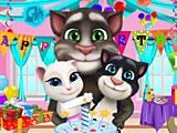 Том день рождение