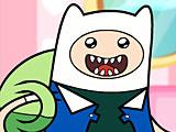 Фин лечит зубы
