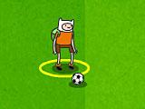 Jogo Adventure Time de Futebol Online Gratis